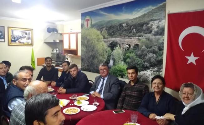 Taşköprü'nün sorunları Köktürk'e anlatıldı