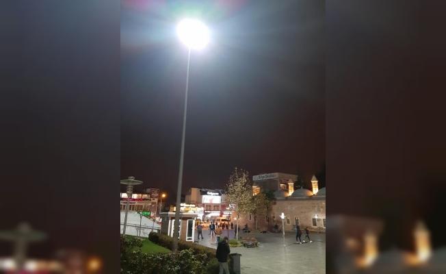 Büyükgöz talimat verdi; Meydan ışıl ışıl oldu!
