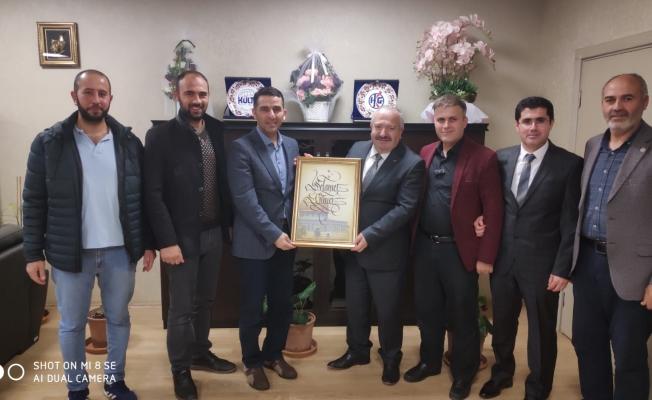 Gebze AGD, Başkan Yardımcısı Güner'i davet etti