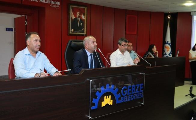 Gebze Meclisi 05 Kasım'da toplanıyor