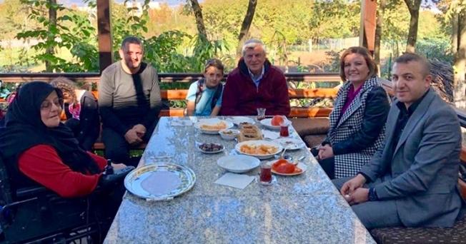 Karaosmanoğlu: Hürriyet'i ağırlamaktan mutluluk duydum
