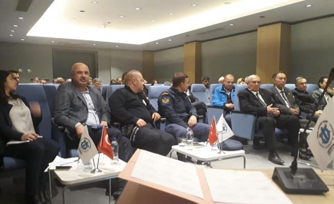 Kocaeli Su Ürünleri  Koordinasyon Kurul Toplantısı yapıldı