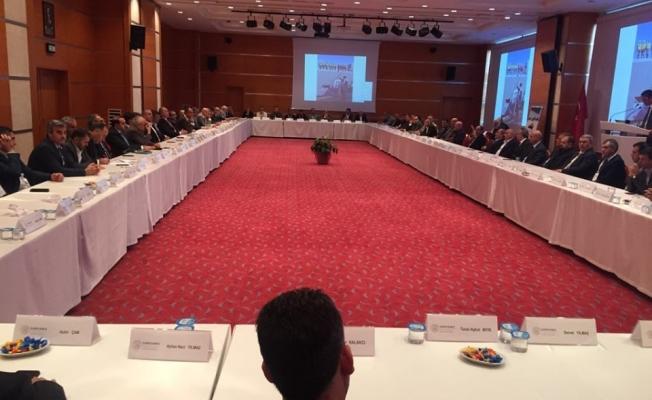 Sarıkamış Platformu Gebze'de toplandı