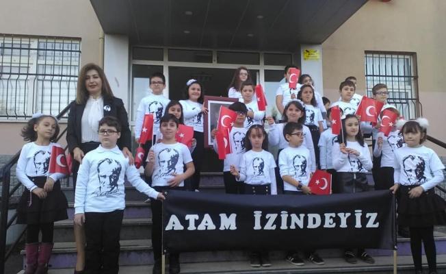 Sultan Ayhan'da Atatürk'ü Anma Programı