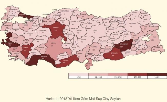 Türkiye Tefecilik Haritası!