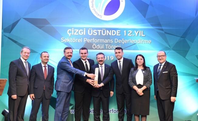 KSO, 12. Çizgi Üstünde Sektörel Performans Ödül Töreni Yapıldı