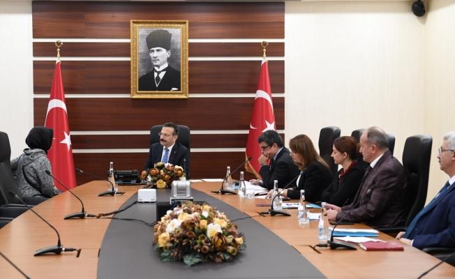 Vali Aksoy bugüne kadar 714 vatandaşı dinledi