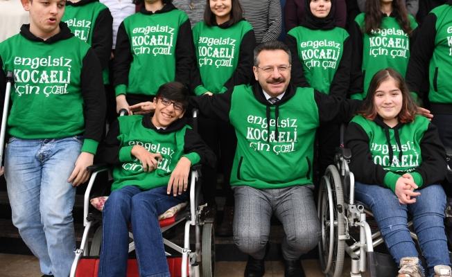Vali Aksoy'dan 3 Aralık Dünya Engelliler Günü Mesajı