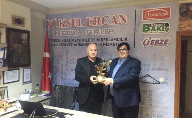 GELECEK PARTİ'den Gazetemize Ziyaret!