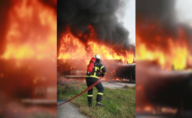 İtfaiye, 3 bin 259 yangına müdahale etti