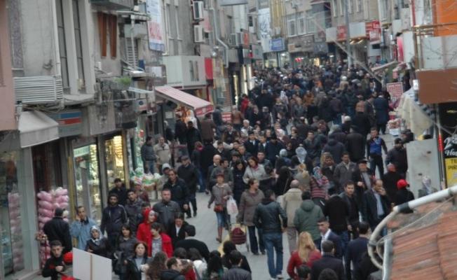 Kocaeli'de 55 bin 519 Suriyeli yaşıyor,15 bini Gebze'de!!