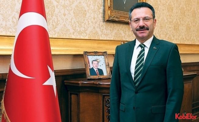 Vali Aksoy'dan, 10 Ocak Çalışan Gazeteciler Günü Mesajı