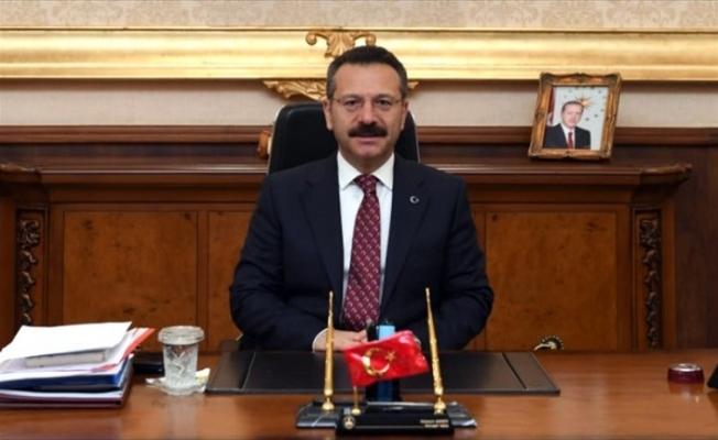 Vali Aksoy, 10 Ocak İdareciler Günü'nü kutladı