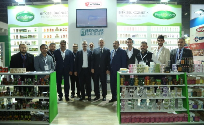 Gebze'den Dünya'ya açılan marka: MİNDİVAN!