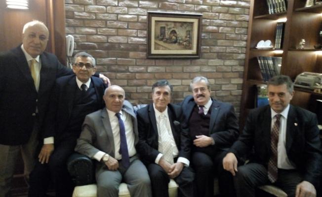 H.İbrahim Şahinler ve 174 kişi Doğruyol Partisi'nde!