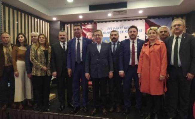İYİ Parti Gebze İlçe Kongresi başladı