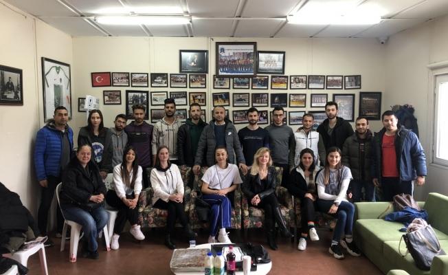 Cimnastik Kulübü'nden Koronavirüs Toplantısı