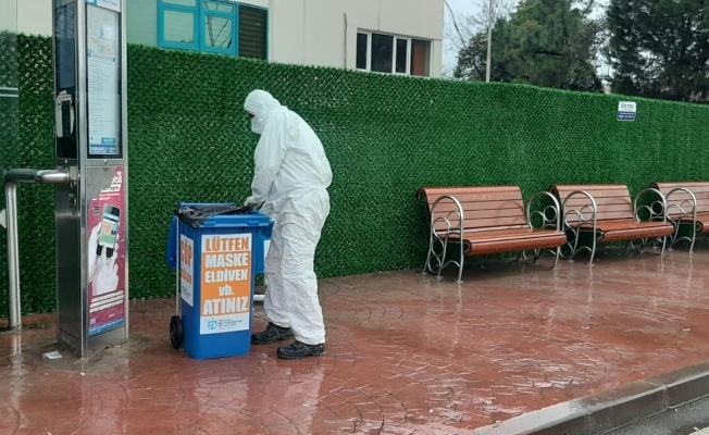 Büyükşehirin tıbbı atık kutu projesi Türkiyeye örnek oldu