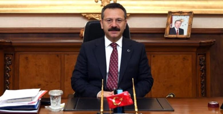 Vali Aksoy#039;dan 5 Nisan Avukatlar Günü Mersajı