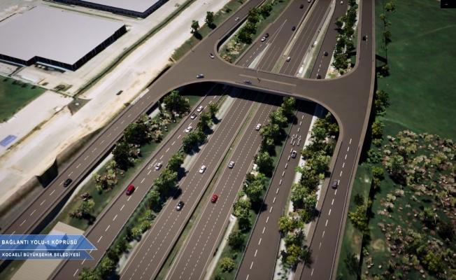 Gebze'nin kuzeyi 4 yeni köprüyle bağlanacak!