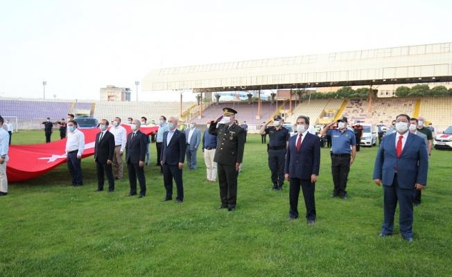Gebze'de 'Mesafeli' 19 Mayıs Kutlamaları