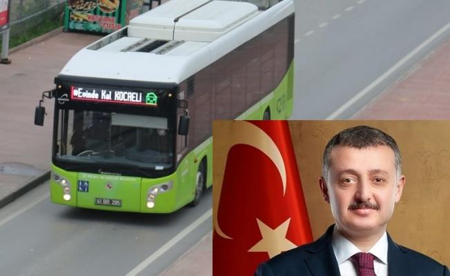 Başkan talimat verdi: YKS Sınavına gideceklere ulaşım bedava!