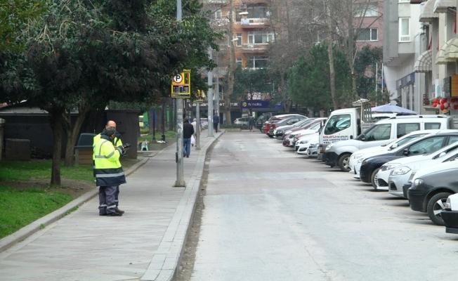 Bayramda parkomatlar ücretsiz