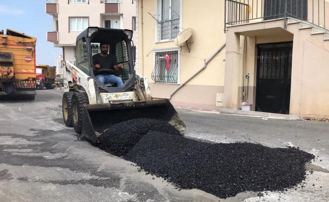 Darıca'da asfalt sezonu