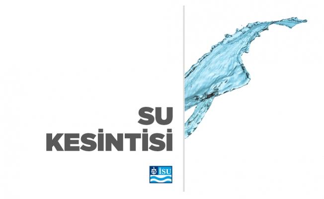 Gebze#039;de büyük su kesintisi: 14 mahalle etkileniyor!