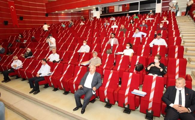 Gebze Meclisi#039;nde komisyon üyelikleri tamam