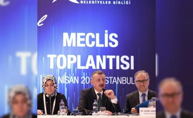 Marmara Belediyeler Birliği Meclisi toplanıyor