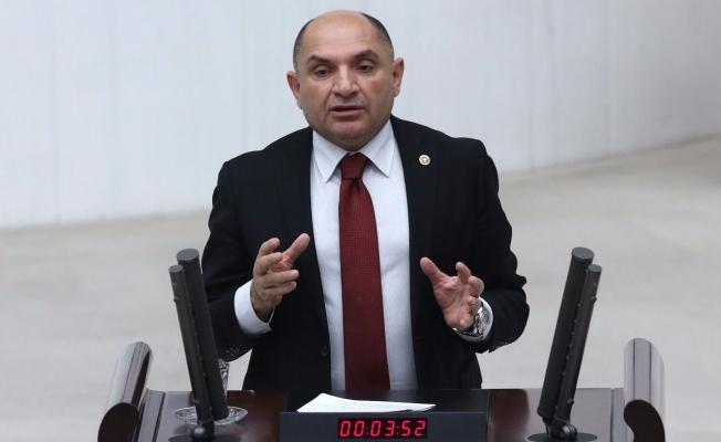 Tahsin Tarhan'dan  Parti Meclisi Teşekkürü