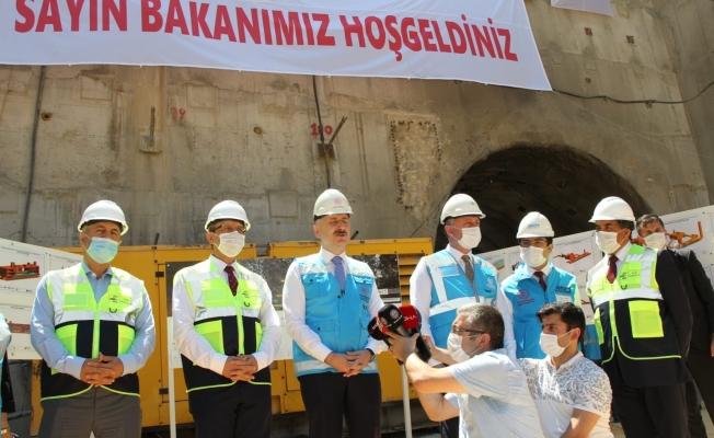 Ulaştırma Bakanı Gebze Metro#039;sunu inceledi!