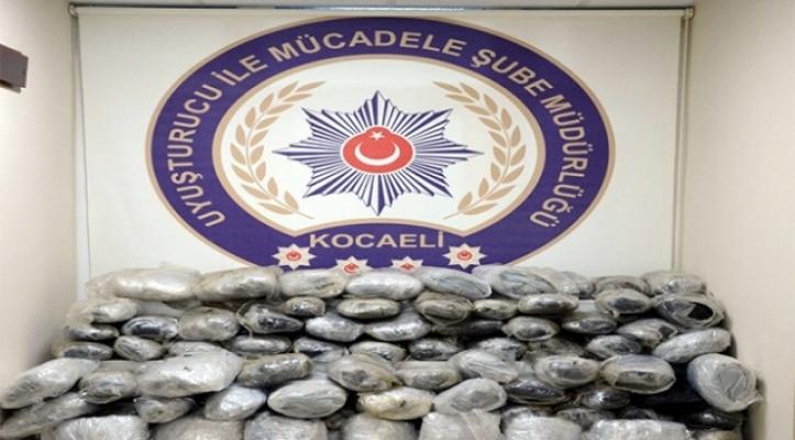 Uyuşturucuda 68 kişi yakalandı, 12 kişi tutuklandı