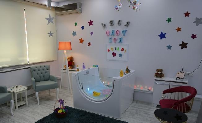 Vega bebek spa merkezi açıldı!