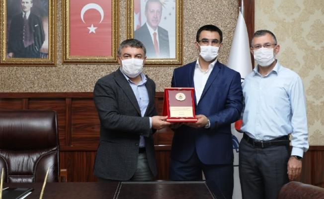 Başkan Şayir'den duyarlı vatandaşa teşekkür