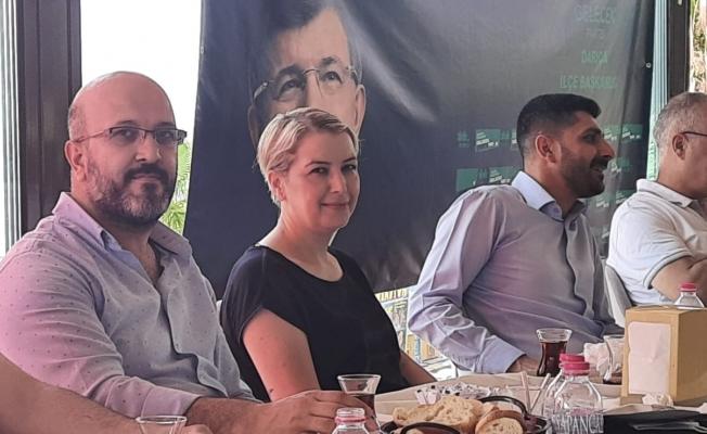 Gelecek Partisi Darıca kahvaltıda buluştu