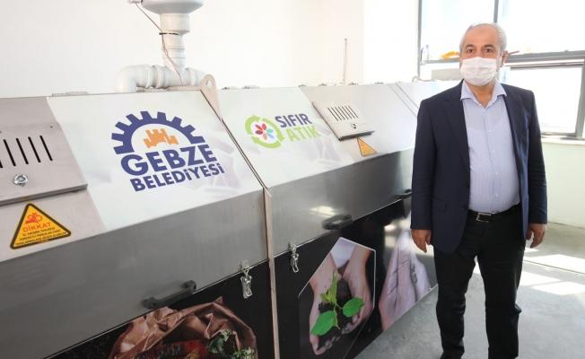 Başkan Büyükgöz'den Gebze'ye Çevreci Yatırım
