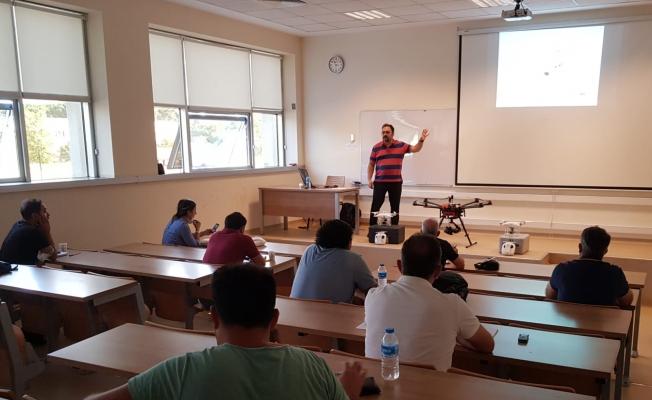 GTÜ'den Bakanlık Personeline İleri Teknoloji Eğitimi