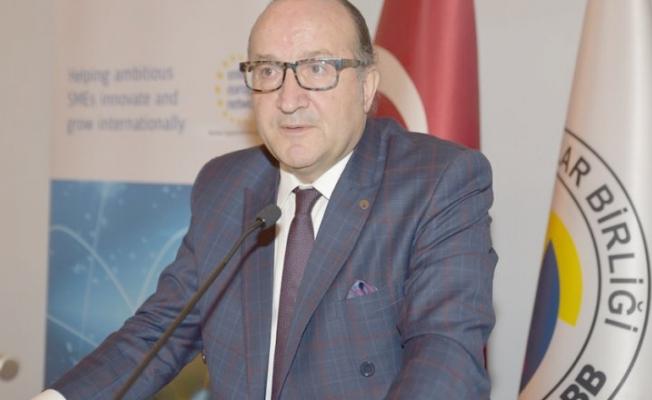 KSO Başkanı Ayhan Zeytinoğlu ağustos ayı sanayi üretimini değerlendirdi