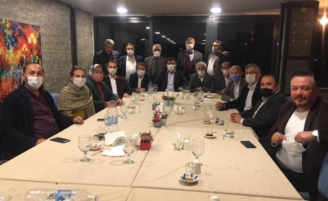 Hatem Soysal Kanaat önderlerini ağırladı