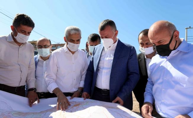 Başkan Büyükakın, ''Darıca'ya hayat katan altyapı yatırımları yapıyoruz''