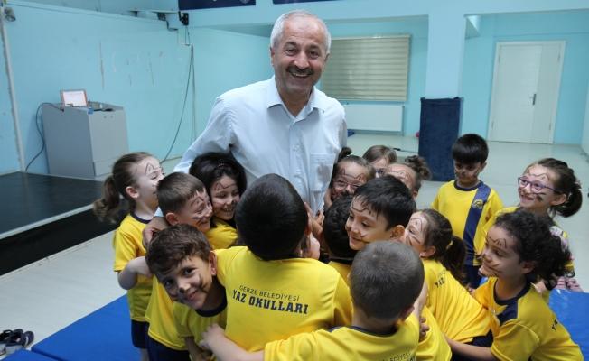 Gebze Yaz Okulları Başlıyor