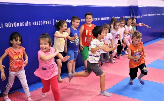 Yaz dönemi spor okulları kayıtları başladı