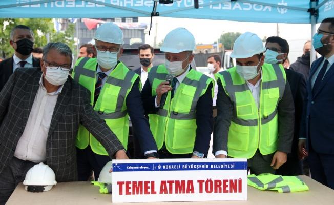 Türkiye'nin en büyük Tıbbi Aromatik Bitkiler tesisinin temeli atıldı