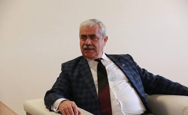 Uzunal: Doğu Türkistan konusunda Uluslararası kamuoyunu duyarlı olmaya çağırıyoruz