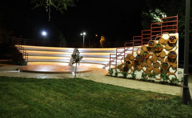 Yahya Kaptan Amfi Tiyatro  yeni yüzüyle açılıyor