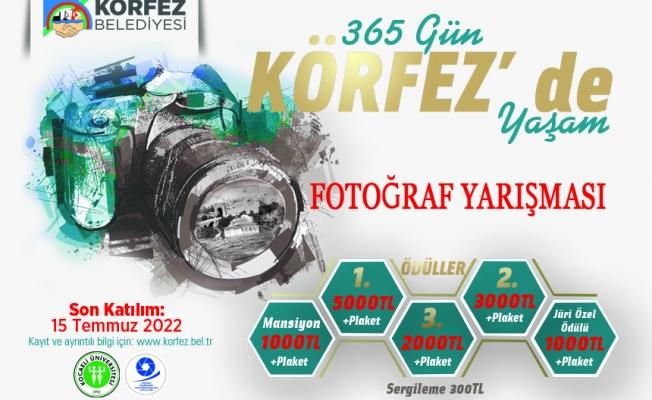 Körfez'de 2. Ulusal Fotoğraf Yarışması başladı
