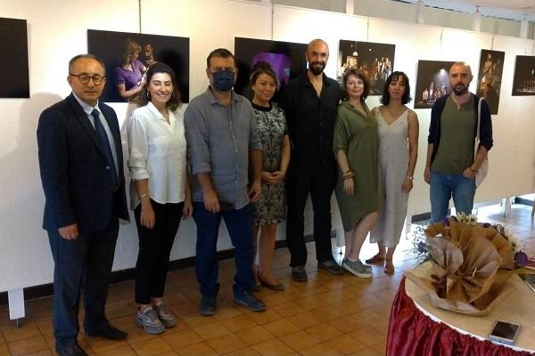 TGC Basın Müzesi'nde fotoğraf sergisi açıldı