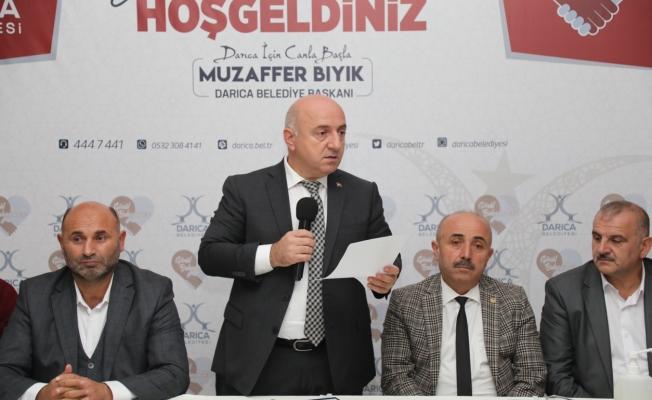 Bıyık, Osmangazi'de vatandaşları dinledi
